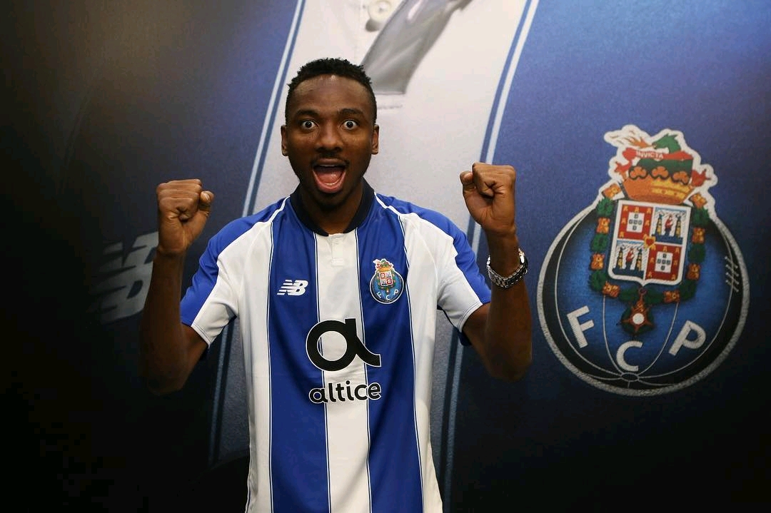 Super Eagles midfielder, Kelechi Nwakali joins Portuguese FC Porto