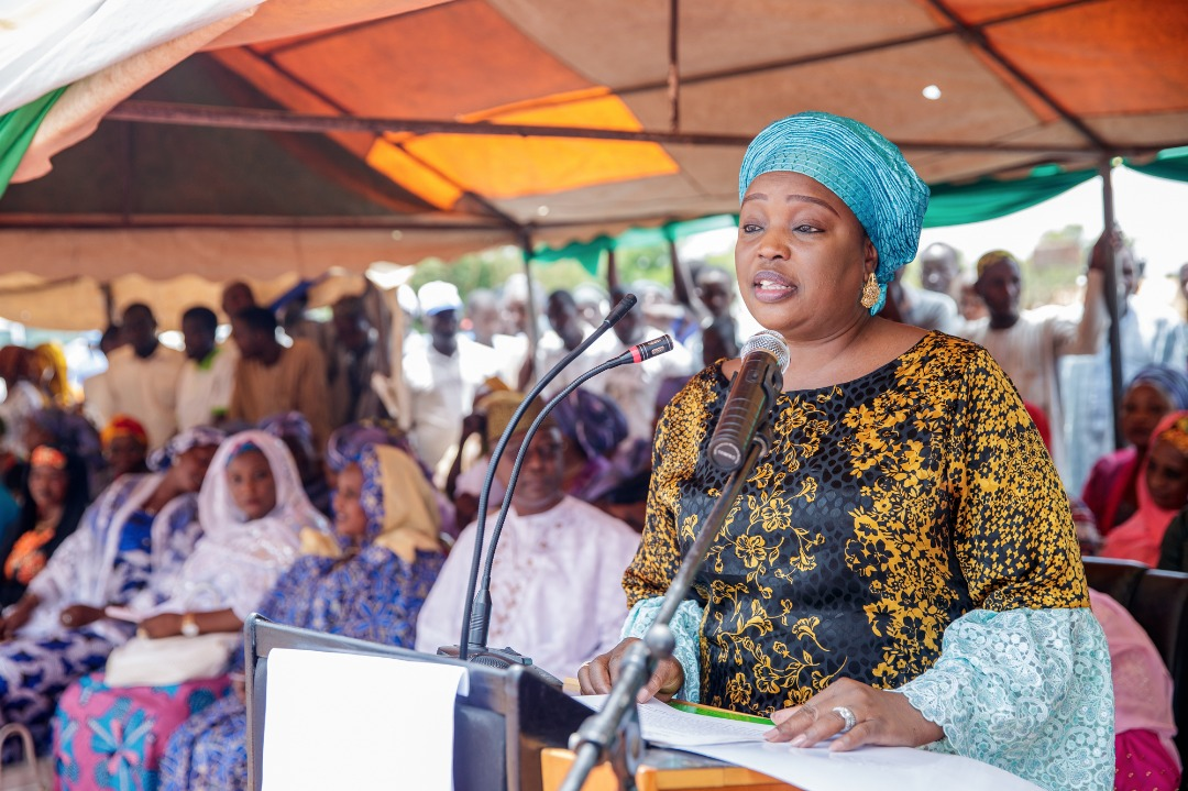 Well-being of women, children still a big issue – Aisha Buhari