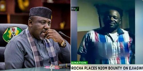 Okorocha places N20m bounty on killers of APC LG chairman