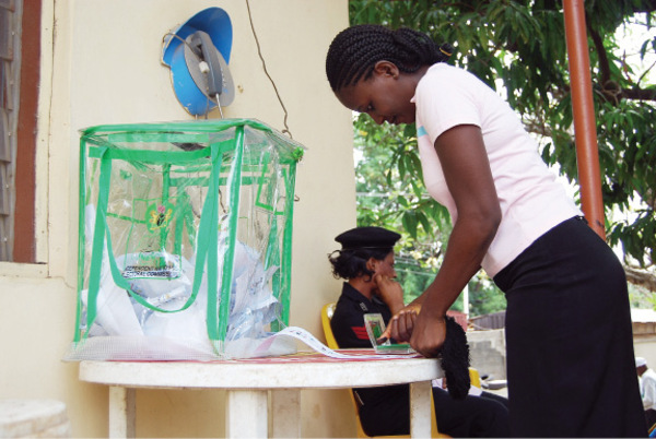 Anambra residents fault INEC over Ekiti governorship poll