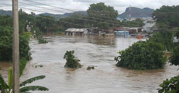 Video: 48 people killed, 500 houses destroyed in Katsina flood