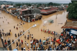 Updated: 48 people killed, 500 houses destroyed in Katsina flood