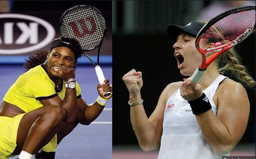 Kerber beats Serena Williams to win first Wimbledon title