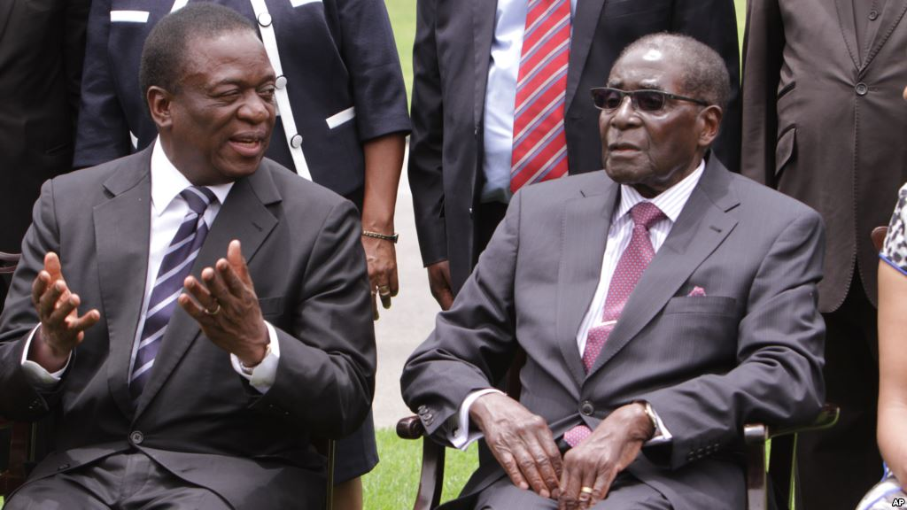 National progress is possible after Mugabe – Zimbabwean youths