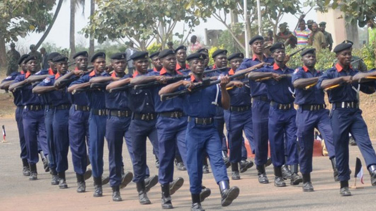 We've upgraded officers affected by HND/BSc dichotomy – NSCDC