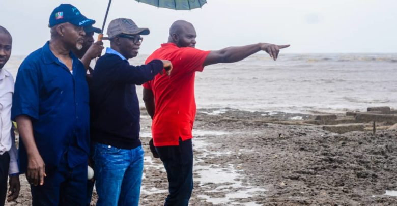 Video: Ocean Surge: Ondo cries out, seeks FG's aid