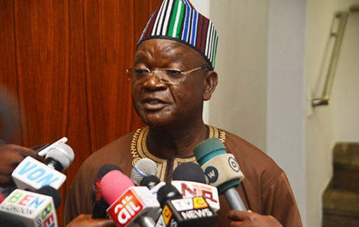 I'm still the Benue governor – Ortom