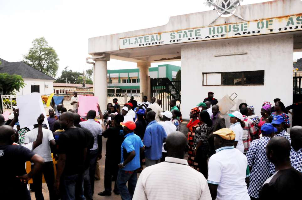 Plateau state house of assembly impeaches speaker, majority leader