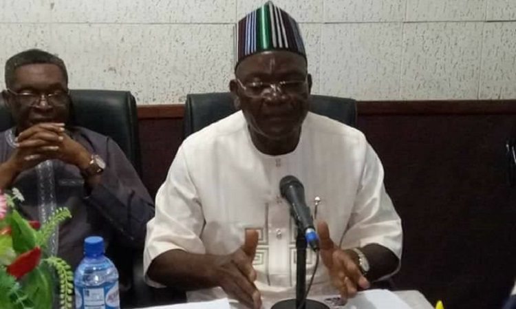Ortom dissolves cabinet, retains four Commissioners