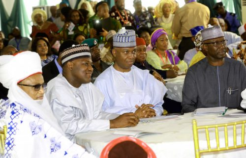 Saraki, Dogara call for synergy among arms of government