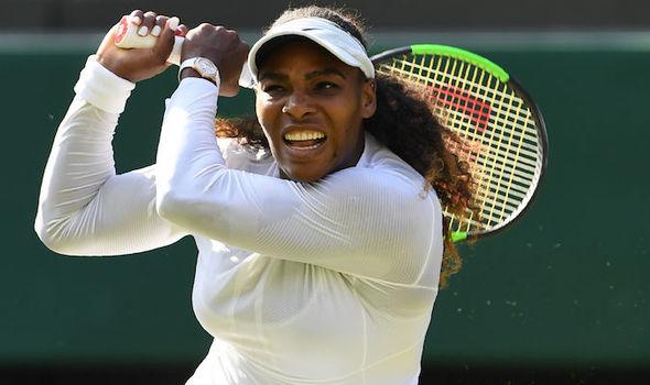Serena breezes into Q/finals, extends winning streak at Wimbledon