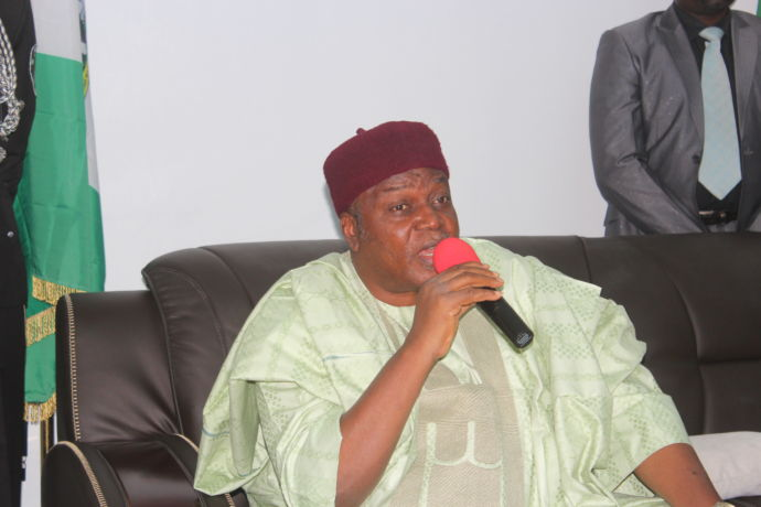 Osun 2018: Ishaku to submit PDP delegates' list Monday