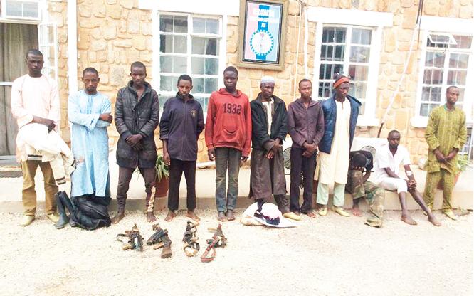 Police arrest 11 suspects linked to Plateau massacre