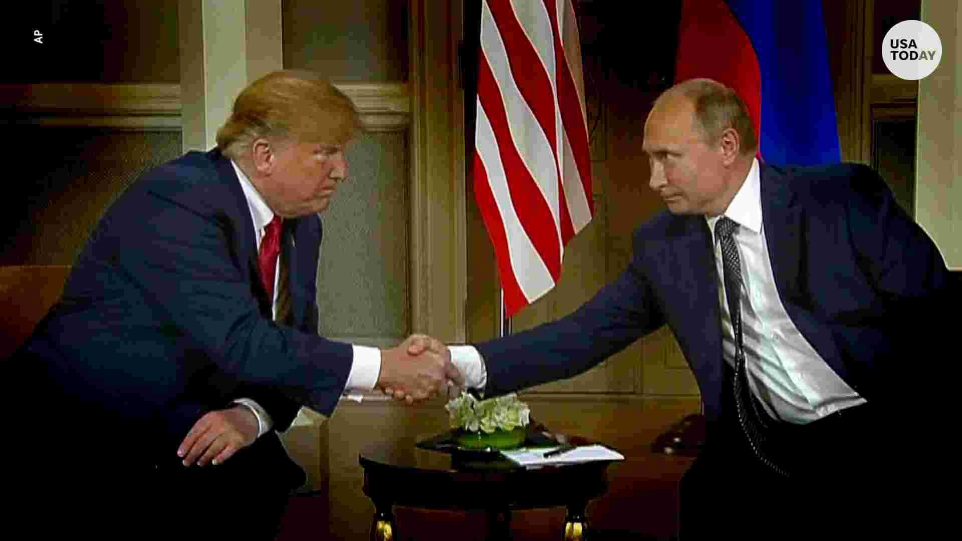 US Election: Republican , Democratic lawmakers criticise Trump's stance on Russia's role