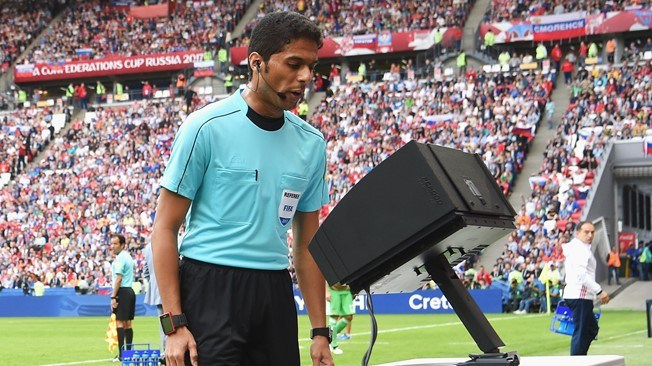 Russia 2018: Five times VAR made a difference at the World Cup