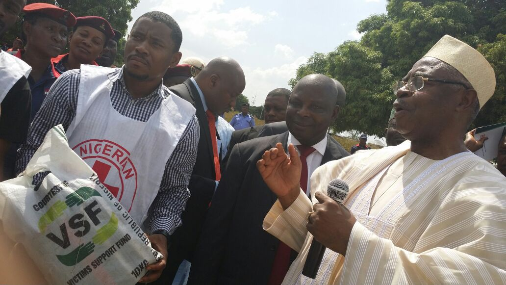 Insurgency: VSF supports 4,000 victims with Agro inputs in North East