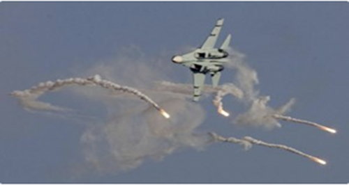 Airforce bombs Boko Haram locations in Borno