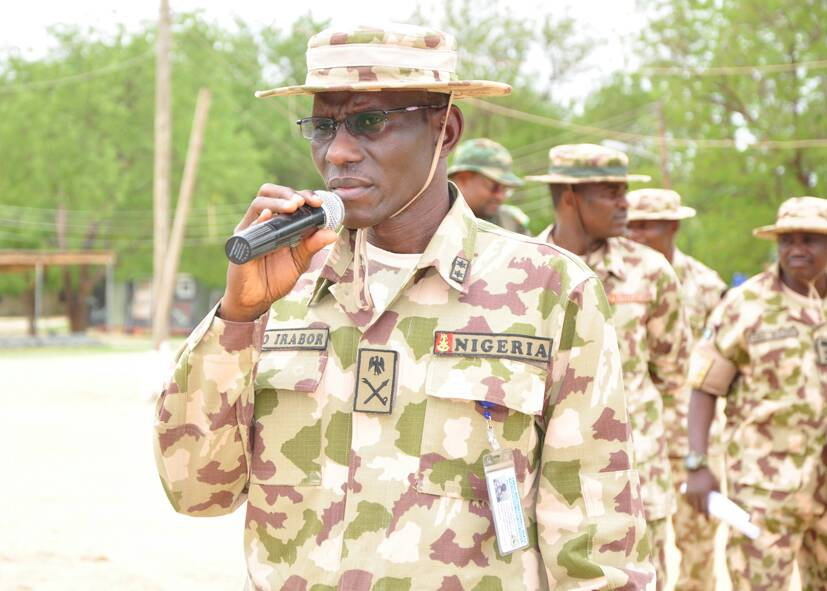 MNJTF Commander visits sectors, pay tribute to fallen heroes