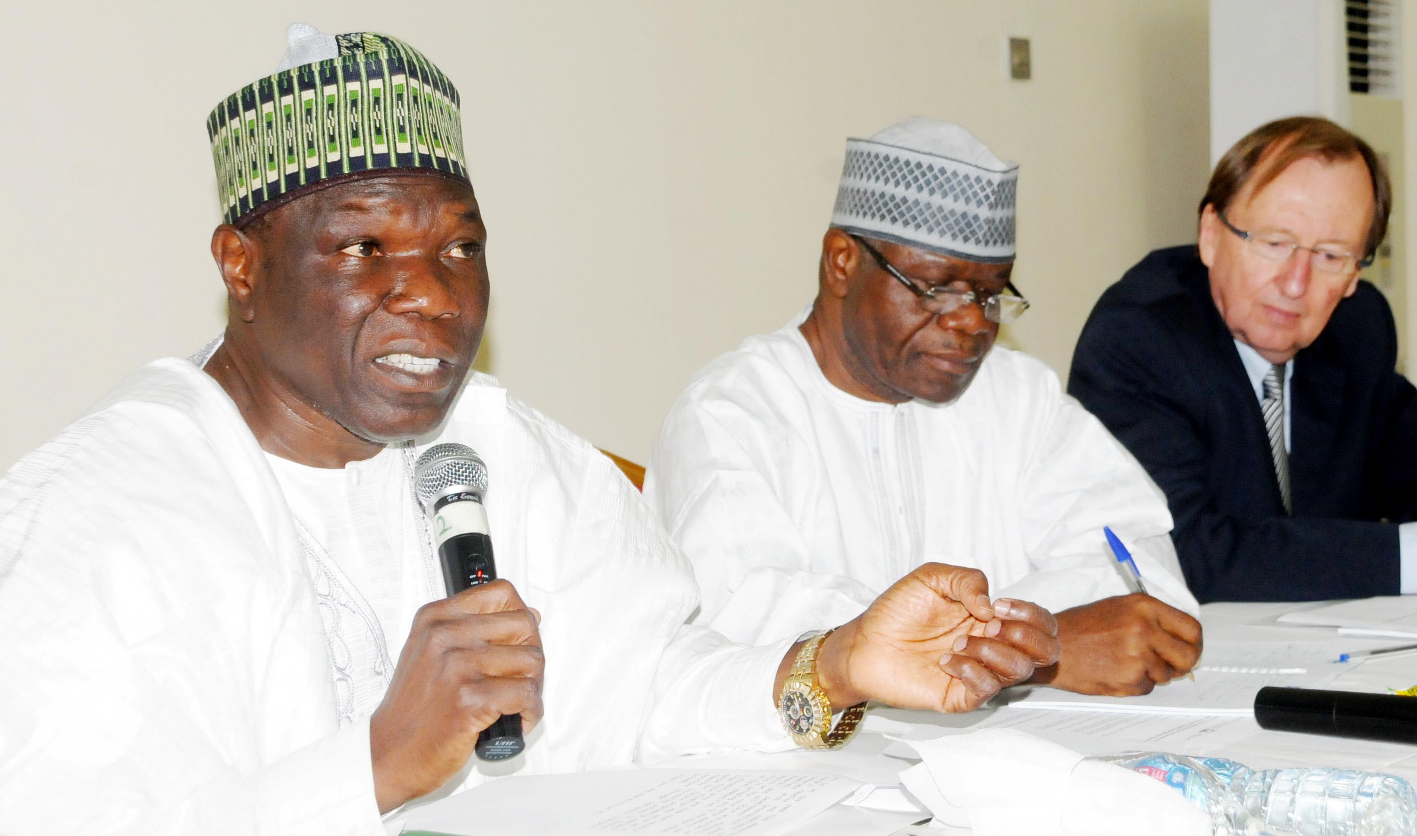 NURTW chairman urges members to shun political thuggery
