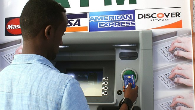 Banks restrict ATM cash withdrawal overseas