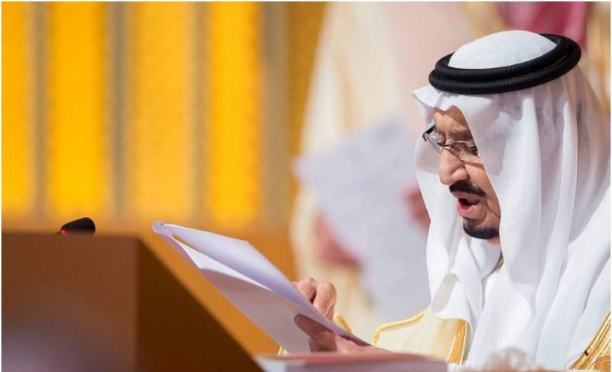 Saudi king said will boost oil output if needed – White House