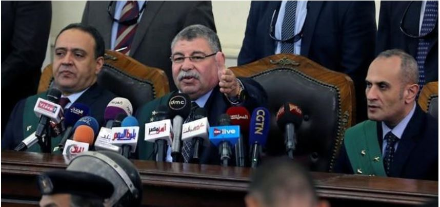 Egyptian court delays verdict in mass trial over Rabaa sit-in