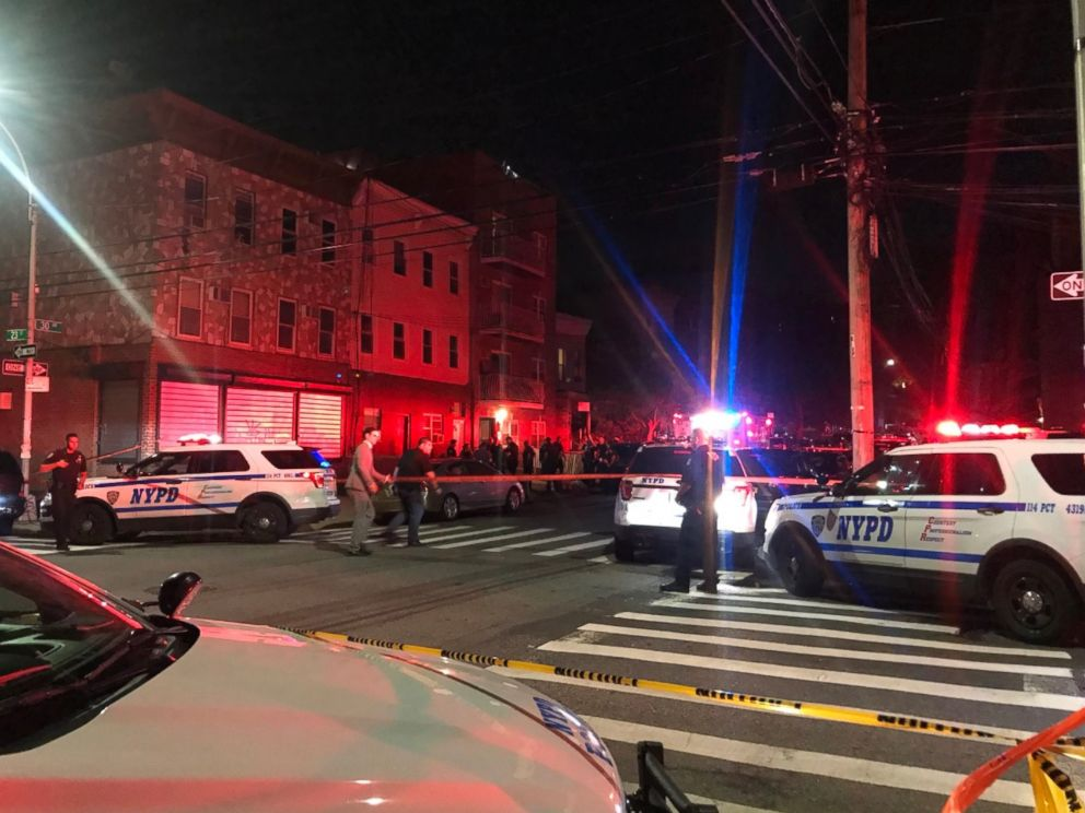 Four killed in New York City shooting