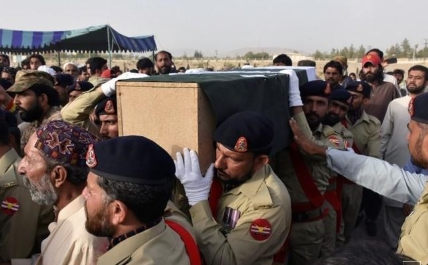 Death toll in Pakistan election rally bombing rises to 149