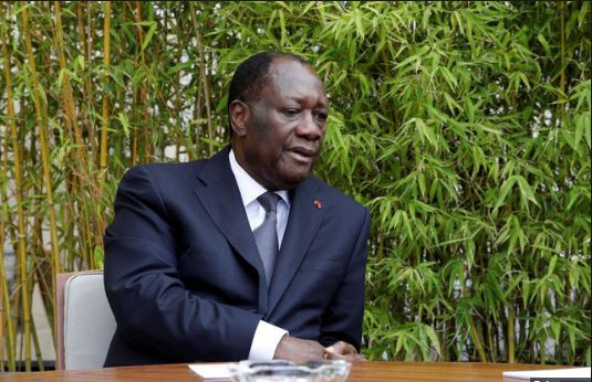 Ivory Coast's Ouattara downplays political rift as new government meets