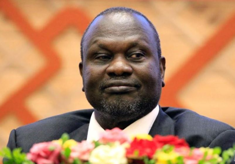 Former South Sudan vice president to be reinstated: presidency