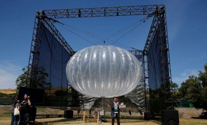Alphabet to deploy balloon Internet in Kenya with Telkom in 2019