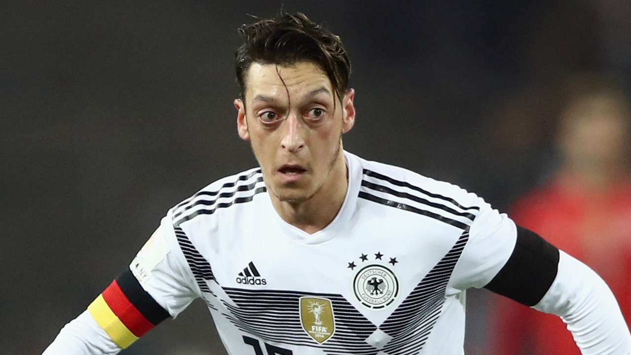 Ozil retires from international football, citing racism as reasons