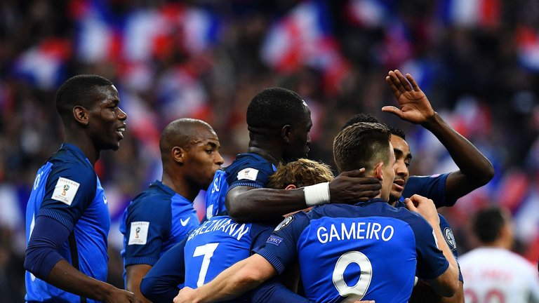 France crowned world champions