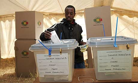 Zimbabweans ready to vote in first post Mugabe election
