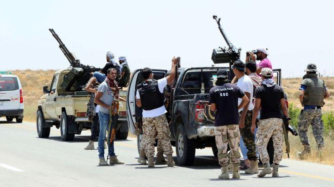 UN calls on Libya to crack down on militias