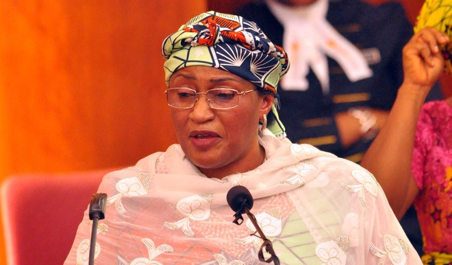 Women Affairs minister denies her resignation was to defect to the PDP