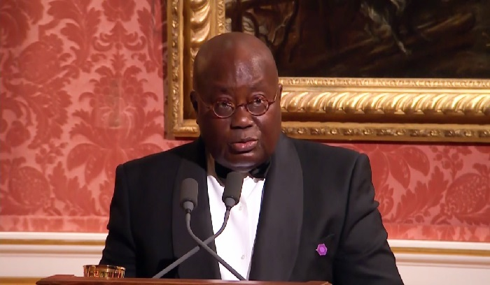 Ghanaian President urges African leaders to intensify anti-corruption war