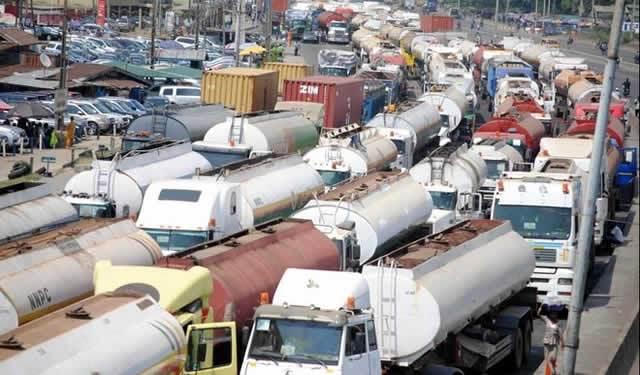 Apapa gridlock: Ambode flags off expansion of Orile tanker terminal
