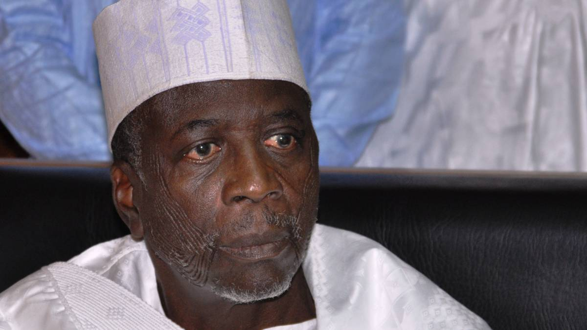 Presidential aspirant, Bafarawa, advocates party supremacy