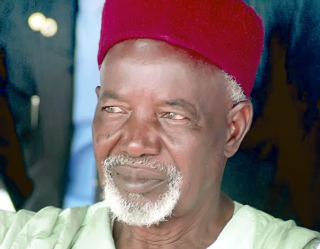 Balarabe Musa bows out as PRP chairman
