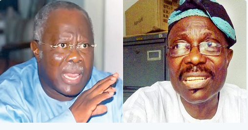 Bode George, Salvador trade blame as Lagos PDP chair defects to APC