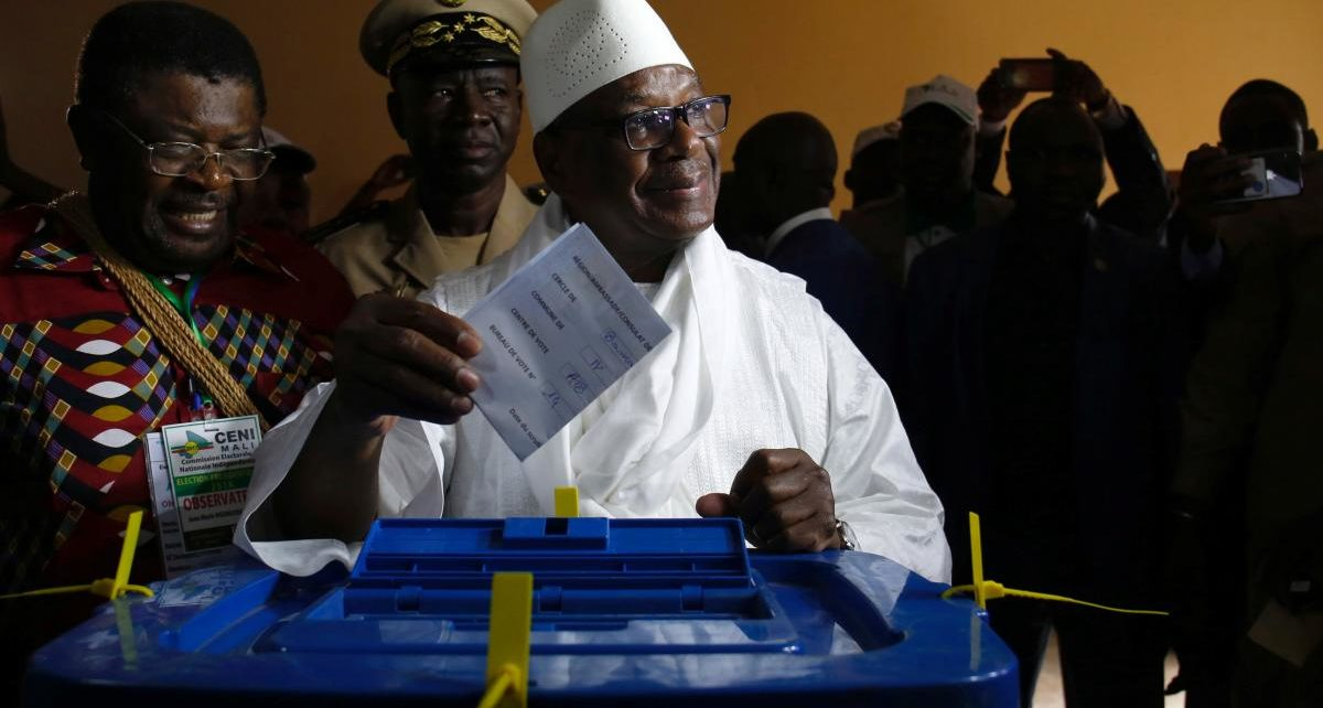 Mali: Run-off expected as Keita fails to secure adequate votes