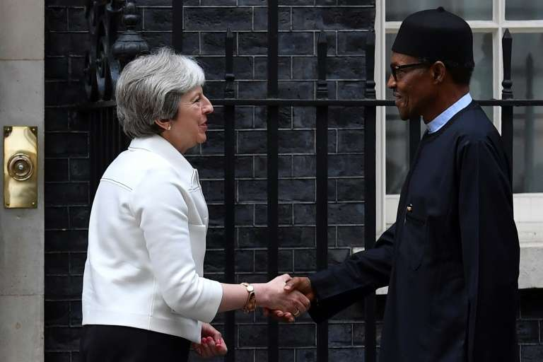 British PM, Theresa May, to visit Nigeria, two other African countries