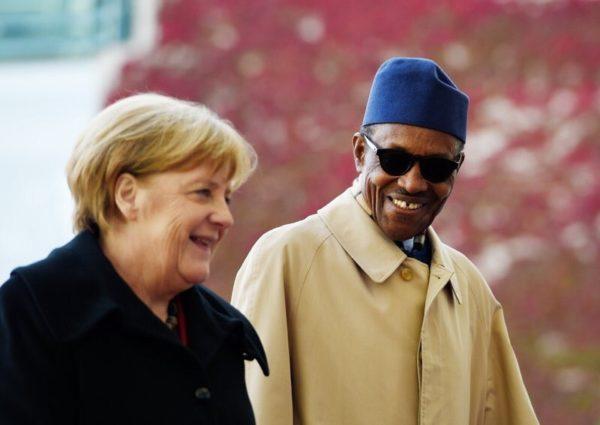 German Chancellor, Angela Merkel to visit Nigeria today