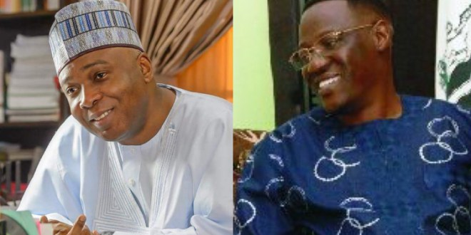 Senate President, Kwara State Governor dumps APC for PDP