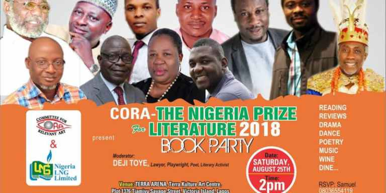 CORA Award: Playwrights to win N35.7m prize money