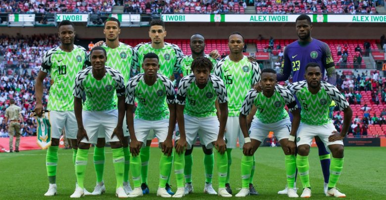 FIFA ranking: Nigeria drops to 49th, France climbs up to 1st