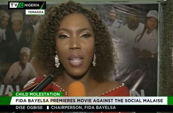 FIDA Bayelsa premieres movie against child molestation
