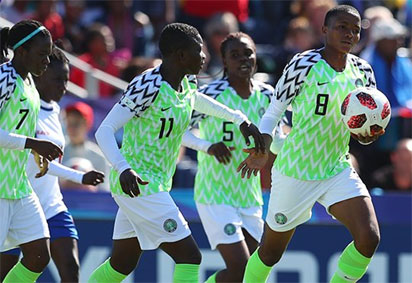 FIFA U-20 Women's World Cup: Nigeria qualifies for the knockout stage