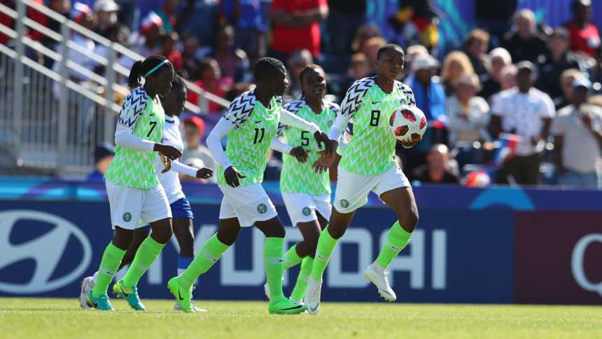 Falconets battle Spain for Semi final ticket